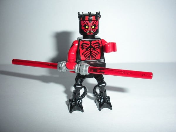 LEGO Star Wars - Darth Maul par chapelle7048 - The Clone Wars Season 4 Episode 22 (Revenge)