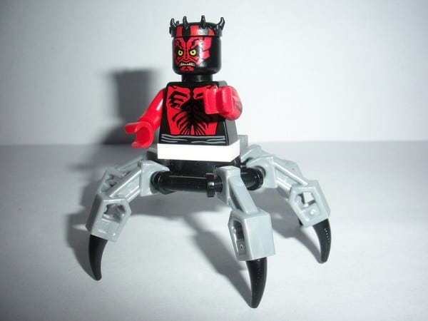 LEGO Star Wars - Darth Maul par chapelle7048 - The Clone Wars Season 4 Episode 21 (Brothers)