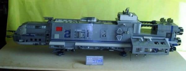 Mindrunner - Transport de troupes UST 02 S. Mallory