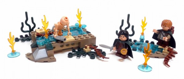 Nuju Metru - LEGO Lord of the Rings - The Dead Marshes
