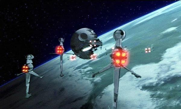 Star Wars Episode VI - Return of the Jedi - B-Wing