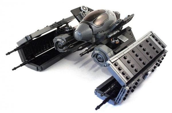 Tie/eta-2 Starfighter par The Sten Junkie
