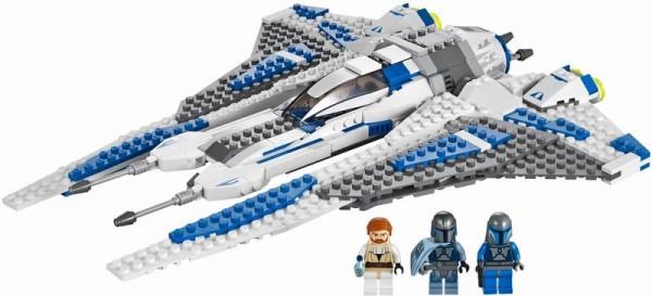 9525 Pre Vizsla's Mandalorian Starfighter