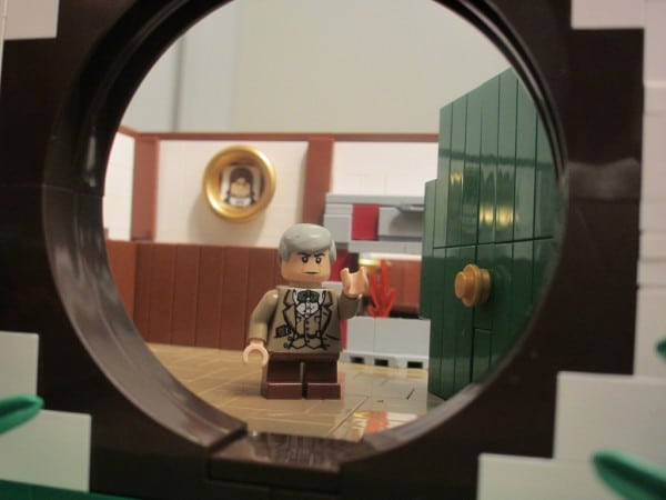 Lego Lord of the Rings : Bag End par MCNwakeboard