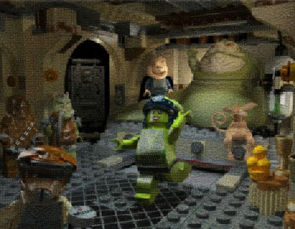 LEGO Star Wars - Revenge of the 5th