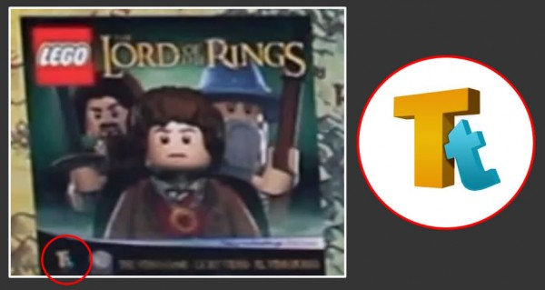 LEGO Lord of the Rings Video Game ?