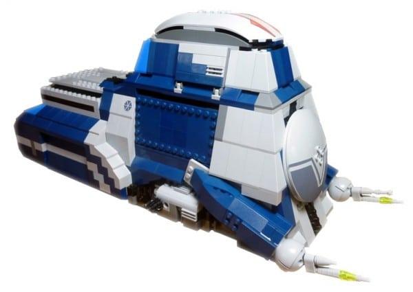 Blue CIS MTT by Unknown Jedi