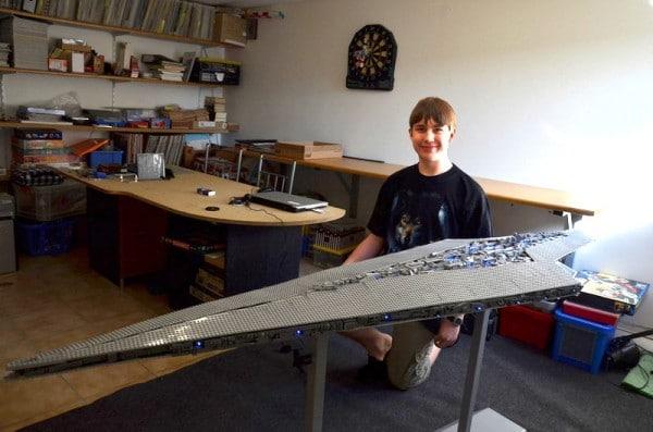 Super Star Destroyer by Jedi Micky
