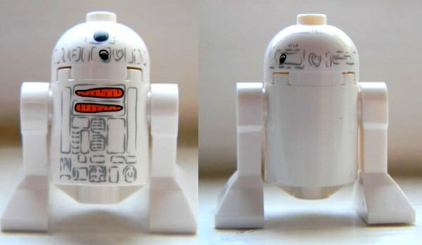 LEGO Star Wars 9509 Advent Calendar 2012 - R2-D2