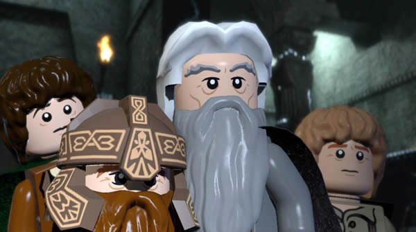 LEGO Lord of the Rings : Le jeu vidéo