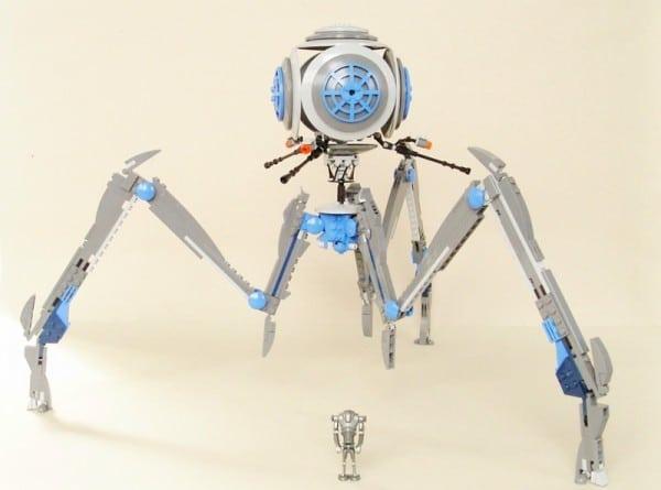 Octuptarra Magna Tri-Droid by separatist sympathiser