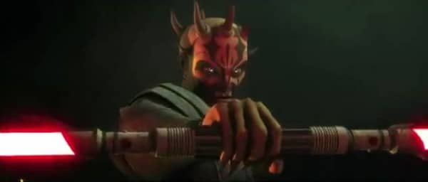 The Clone Wars Saison 5 : Le trailer
