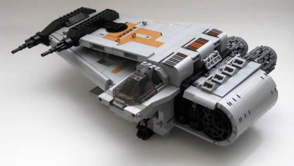 Star Wars The Old Republic -  BT-7 Thunderclap par nate_daly