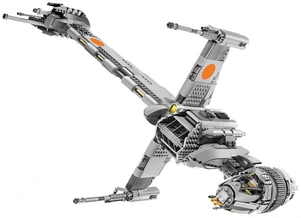 Ultimate Collector Series (UCS) 10227 B-Wing Starfighter