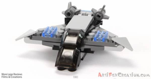 30162 Mini Quinjet Polybag