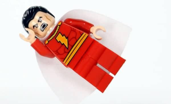 San Diego Comic Con 2012 - LEGO Shazam Exclusive Minifigure