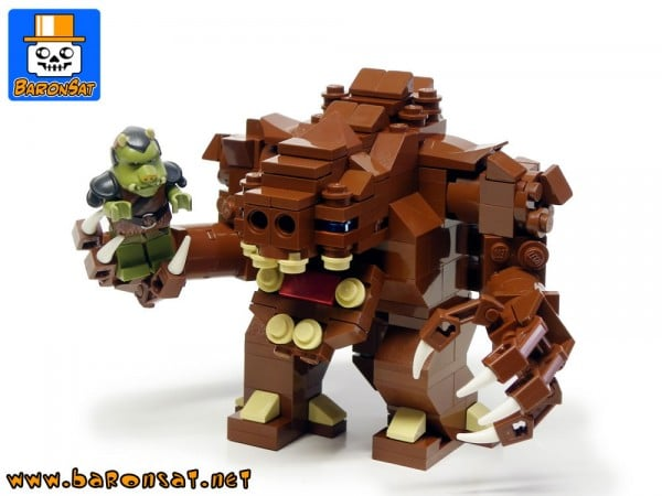 Small Rancor - BaronSat