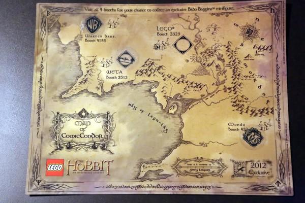 SDCC 2012 : Bilbo Baggins Collector