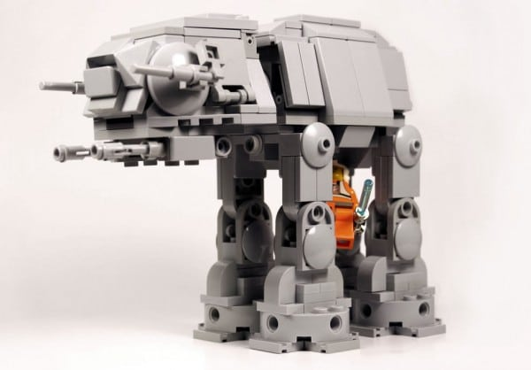 Chibi AT-AT par MacLane