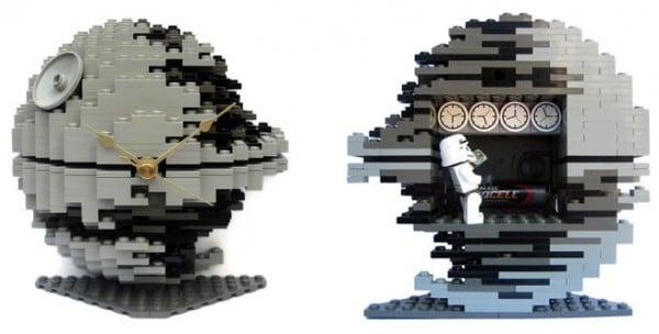 Death Star 2 Clock Project on Cuusoo by WWWally