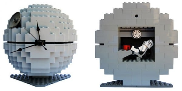 Death Star 2 Clock Project on Cuusoo by WWWally