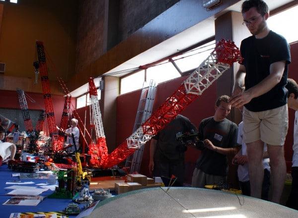 Le stand SeTechnic @ Fana'Briques 2012