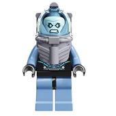 LEGO Super Heroes DC Universe - Mister Freeze (Arkham Asylum)