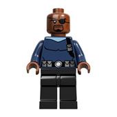 LEGO Super Heroes Marvel - Nick Fury (Ultimate Spider-Man)