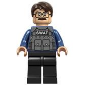 LEGO Super Heroes DC Universe - Commissioner Gordon (The Dark Knight)