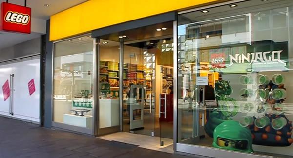 LEGO Store Sarrebrucken