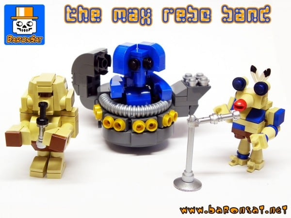 Max Rebo Band - BaronSat