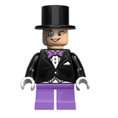 LEGO Super Heroes DC Universe - The Penguin (Arkham Asylum)