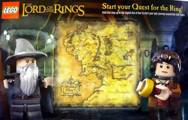 LEGO Lord of the Rings : Quest for the Ring