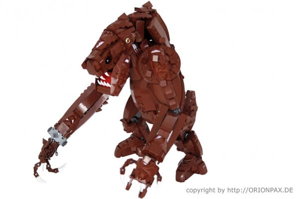 LEGO Star Wars Rancor (Big Scale) par Orion Pax
