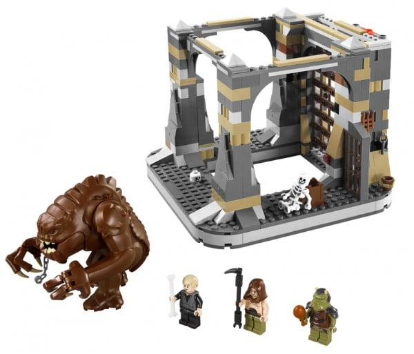 LEGO Star Wars - Rancor Pit