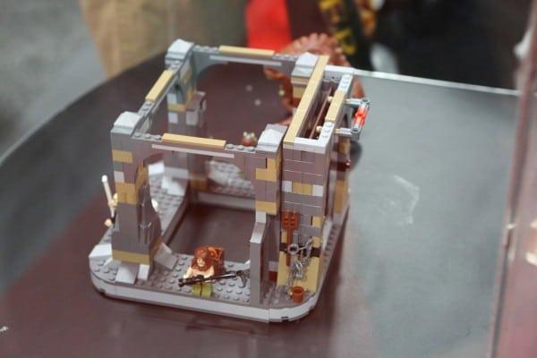 SDCC 2012 - Rancor Pit