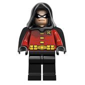 LEGO Super Heroes DC Universe - Red Robin (Arkham Asylum)