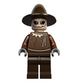 LEGO Super Heroes DC Universe - Scarecrow (Arkham Asylum)