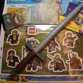 LEGO Lord of the Rings - Quest for the Ring