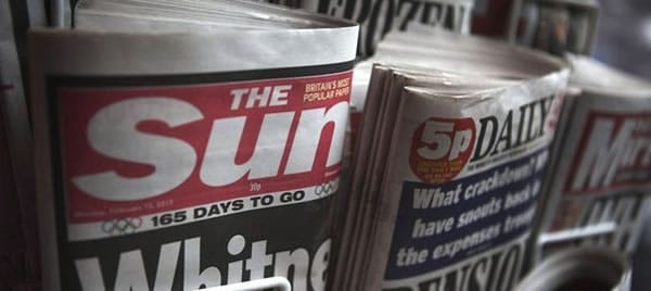 The Sun - LEGO Promotion