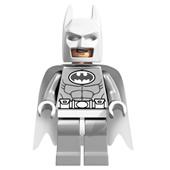 LEGO Super Heroes DC Universe - White Batman (Arkham Asylum)