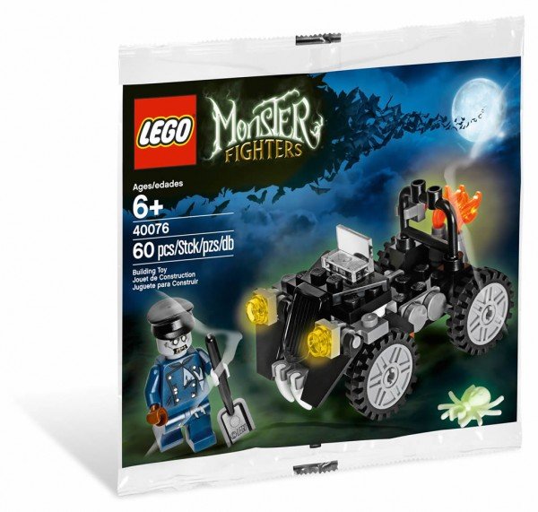 40076 Monster Fighters September Shop@Home Promo