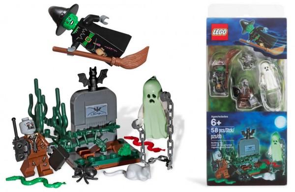 850487 Monster Fighters Halloween Set