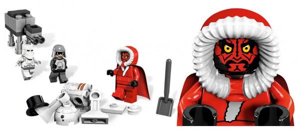 LEGO Star Wars 9509 Star Wars Advent Calendar 2012