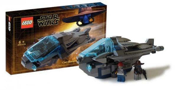 Cad Bane Assault Starship - Omar Ovalle