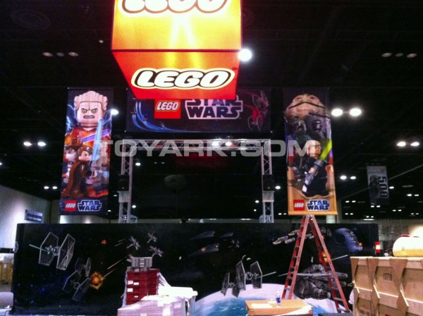 Star Wars Celebration VI - LEGO Stand