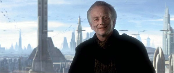Ian Mc Darmid - Chancelor Palpatine / Darth Sidious
