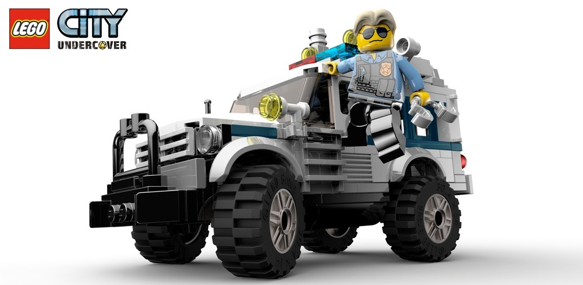 lego city undercover jeu ne veut pas dire set ni match hoth bricks. Black Bedroom Furniture Sets. Home Design Ideas