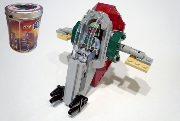 Star Wars Celebration VI - LEGO Star Wars Exclusive Slave I & Boba Fett