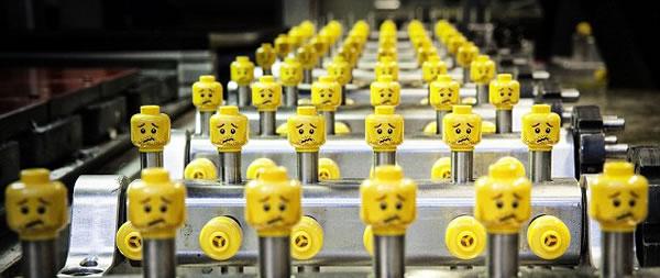 LEGO Factory @ Billund